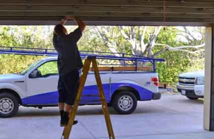 Commercial Garage Service
